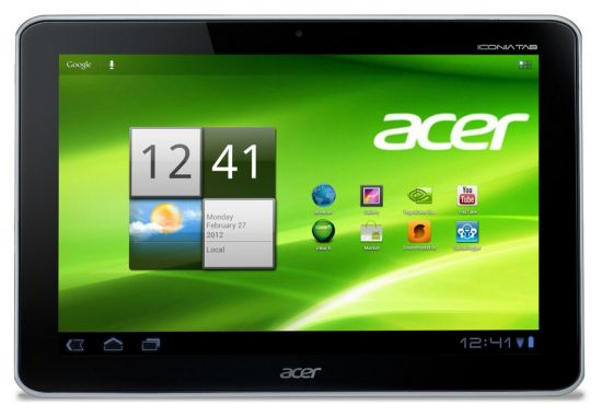 ACER ICONIA Tab A211 10.1 3G 1