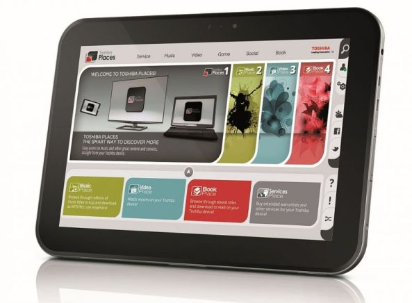 Toshiba Tablet AT300-103 32GB 1