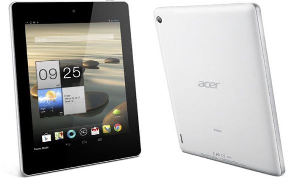 Acer Iconia A1 810 1